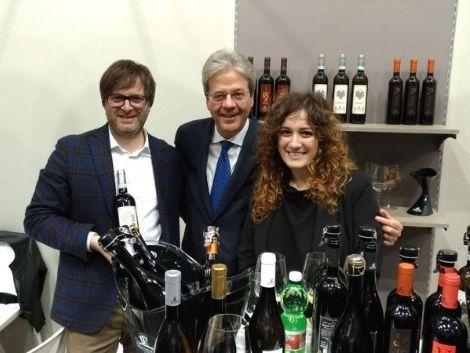 Cantina Colle Uncinano Vinitaly 2018